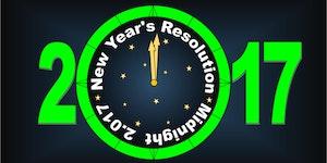 New Year's Resolution 2.017 Mile Walk-Run