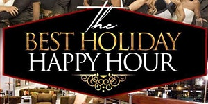 The Best Holiday Happy Hour