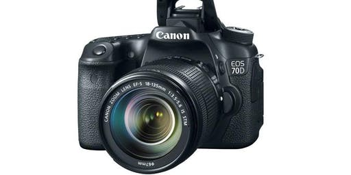 Introduction to Canon DSLR