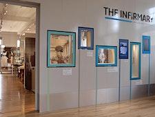 The Infirmary Museum logo
