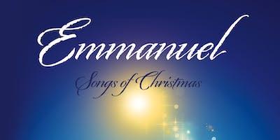 "Heralds of Harmony CD ""Emmanuel- Songs of Christmas"""