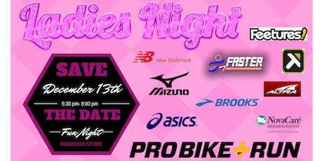 Pro Bike + Run - Ladies Night 2016  tickets