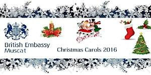 British Embassy Carols 2016
