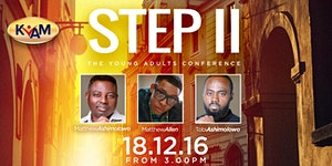 S.T.E.P II 2016 - A CONVENTION FOR YOUNG ADULTS