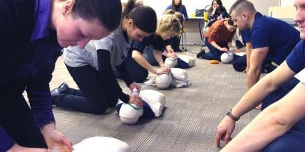 Atlanta Technical College American Heart Association Heartsaver CPR AED