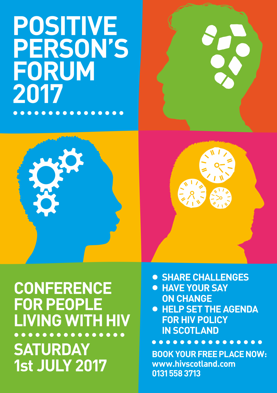 Positive Persons' Forum 2017