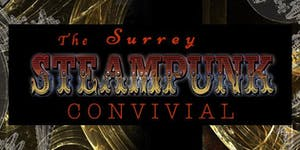 TRADERS MARKET at The Aug 2017 Surrey Steampunk...
