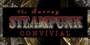 TRADERS MARKET at The Nov 2017 Surrey Steampunk...