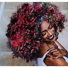 Mahogany Natural Hair Salon and Spa logo