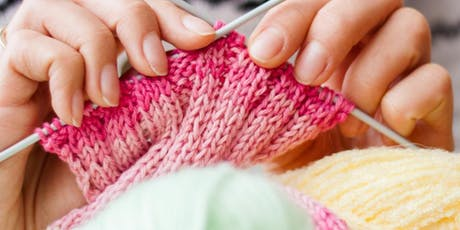 Knit and Natter tickets
