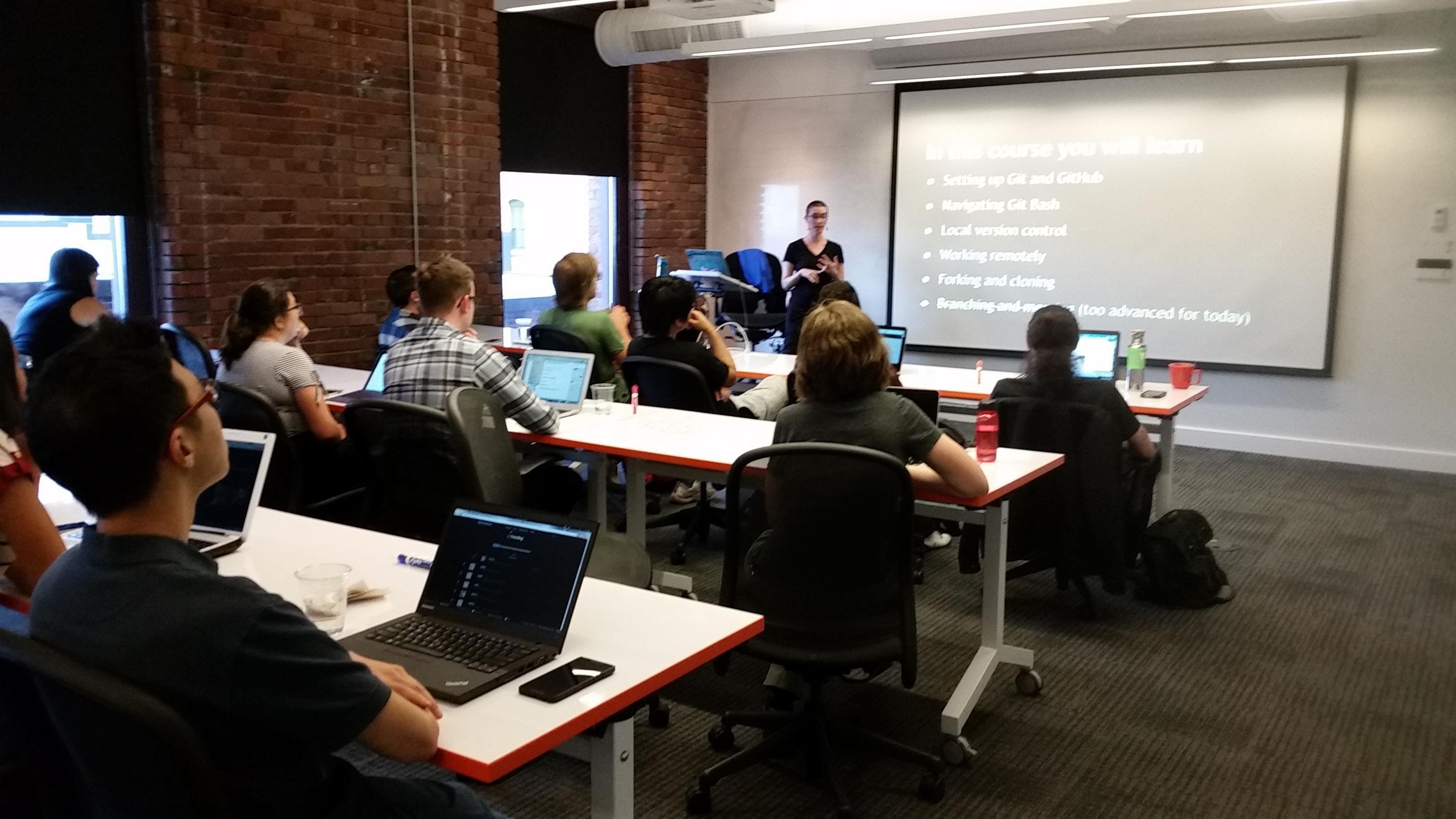 Galvanize Software Engineering Discovery Session - Phoenix