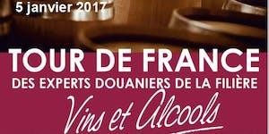 Tour de France des experts douaniers de la filière...