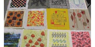 BA (Hons) Textile Design (W2J4) - Portfolio Interview 2019/20