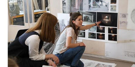 Extended Degree Architecture and Interior Design (with Foundation Year) (KW12) - Portfolio Interview 2019/20 tickets