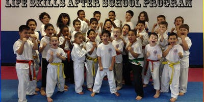 Life Skills Winter Camp Martial Arts Program