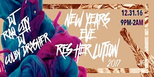 "New Years Eve Res""Her""Lution"