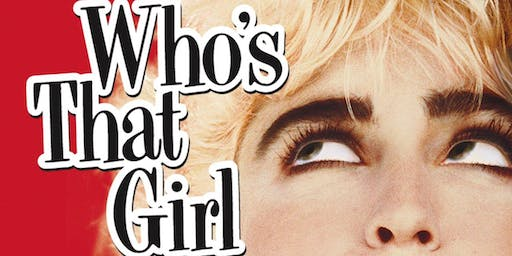 Who's That Girl - Melbourne Film Screening