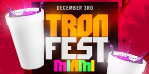 Tron Fest Miami Art Basel Edition