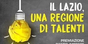 Giornata della creatività. Il Lazio, una regione di...