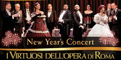 I Virtuosi dell'opera di Roma - New Year's Concert at Saint Paul within the walls Church