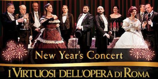 I Virtuosi dell'opera di Roma - New Year's Concert at Saint Paul within the walls Church