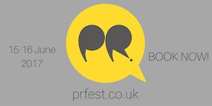 #PRFest - Public Relations, it's our time!
