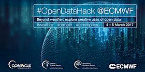 #OpenDataHack @ECMWF - Beyond weather: explore...