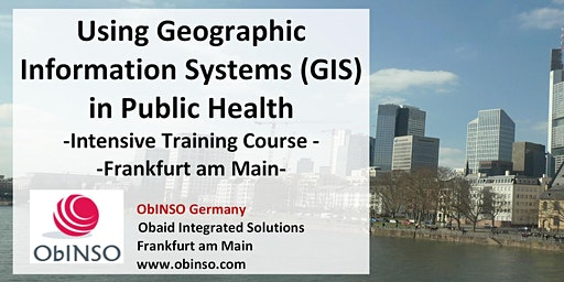 Using Geographic Information Systems (GIS) in Public Health