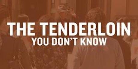 Tour the Tenderloin tickets