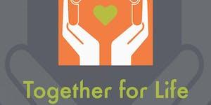 """Pastors Breakfast """"Together for Life"""""""