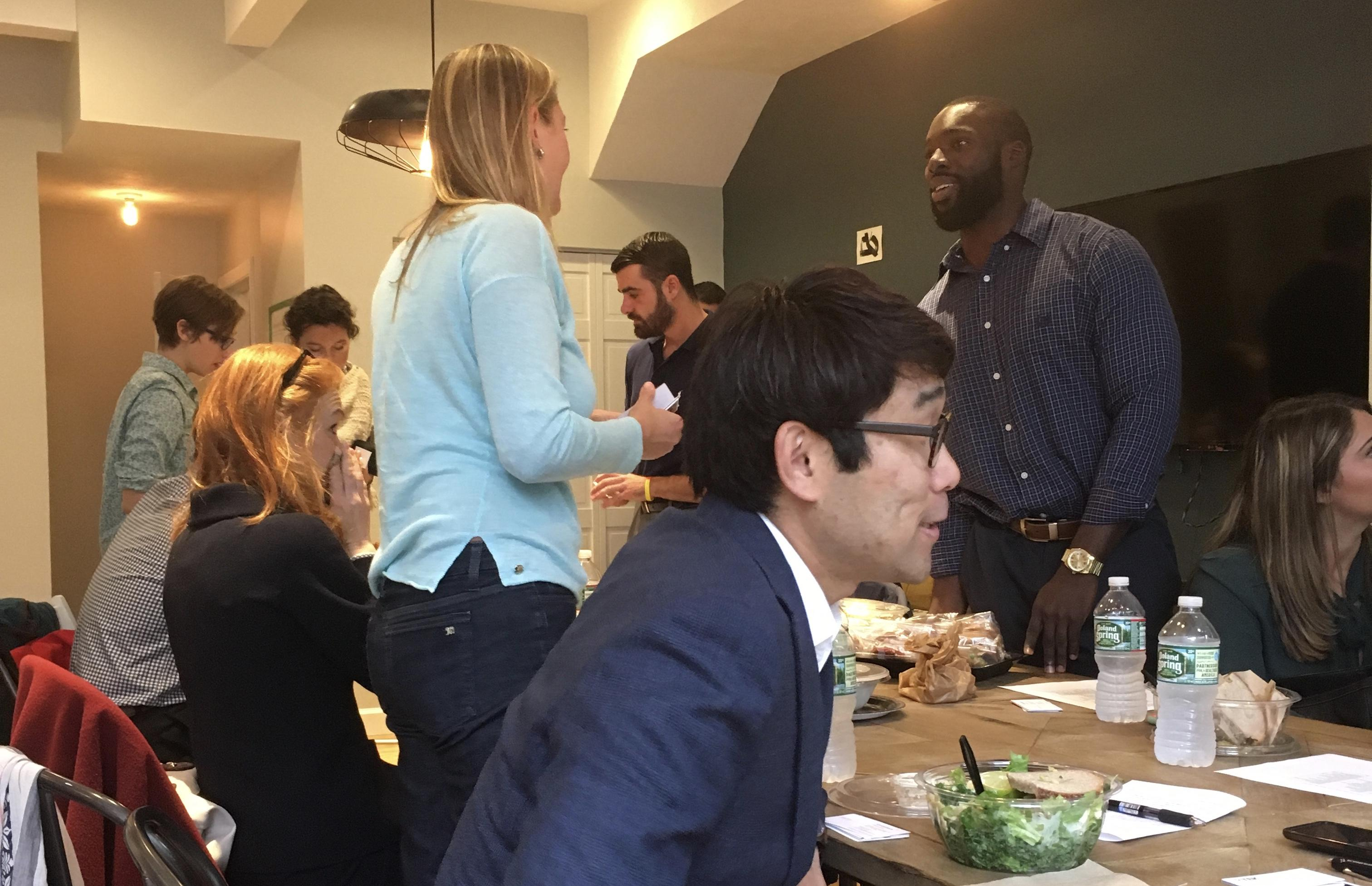 Networking Lunch for Young Professionals
