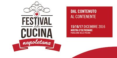 Festival della Cucina Napoletana - Laboratori gratuiti per bambini e adulti