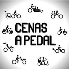 Escola de Bicicleta da Cenas a Pedal logo