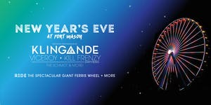 EYE HEART New Year's Eve + Ferris Wheel, Silent Disco,...