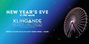 EYE HEART New Year's Eve + Ferris Wheel, Silent Disco,...