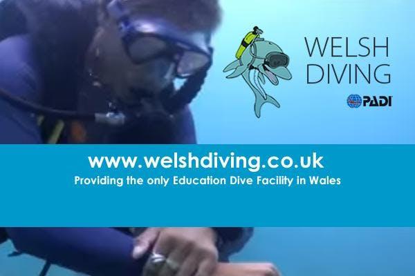SCUBA DIVING - TRY DIVES (Newport - Bettws Active Living Centre )