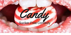 Candy at The Comedy Store