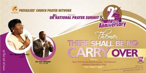 Prevailers Church Network 'UK National Prayer Summit &...