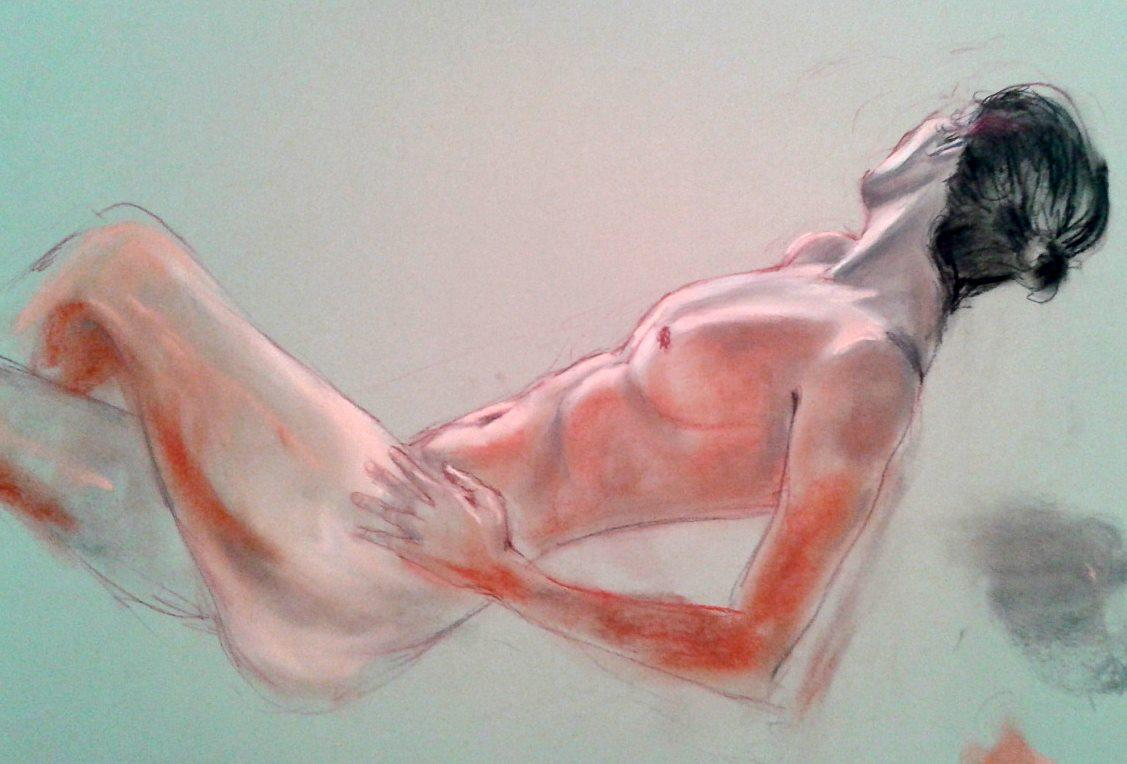 Life Drawing Classes With Debbie Hinks