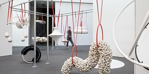 'FlockOmania': an exhibition blurring the lines...