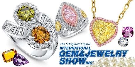 International Gem Jewelry Show Seattle Wa Tickets