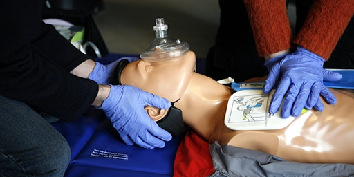 CPR/AED & First Aid, Wenatchee 3rd Tuesday