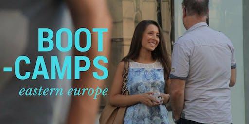 PUA Bootcamp - Bucharest, Romania (Zero-In)