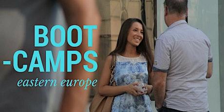 PUA Bootcamp - Belgrade, Serbia (Zero-In) tickets