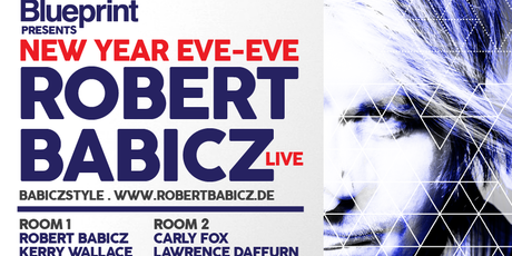 Blueprint events eventbrite blueprint presents robert babicz live berlin kerry wallace tickets malvernweather Image collections
