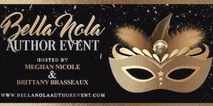 Bella NOLA Author Signing 2017