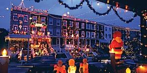Baltimore Holiday Lights Tour 2016