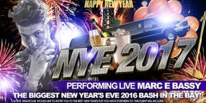 Glitz New Year's Eve at SJ Live - a 21+ Event