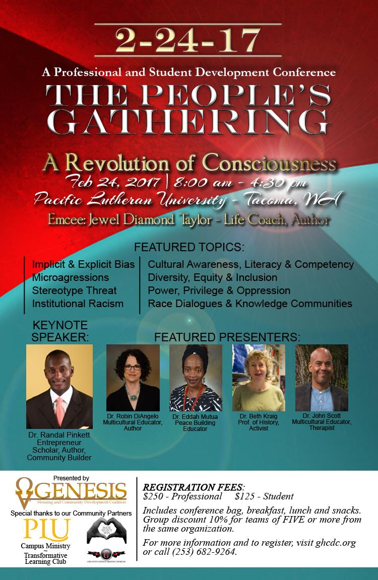 The People's Gathering: A Revolution of Consc