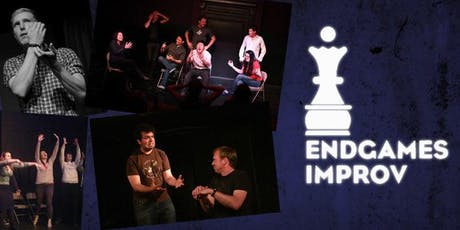 Endgames Saturday Drop-In Classes tickets
